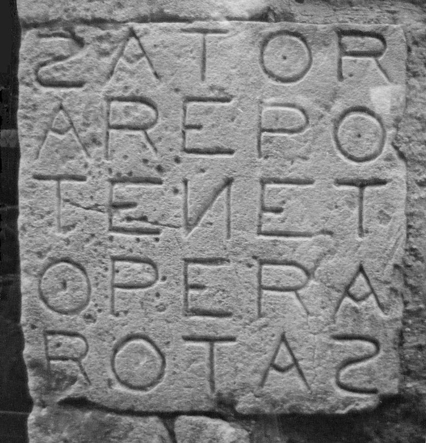 SATOR-AREPO-TENET-OPERA-ROTAS
