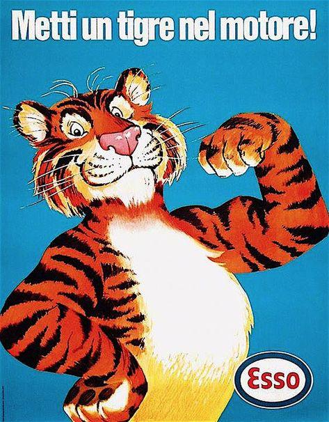 metti un tigre nel motore